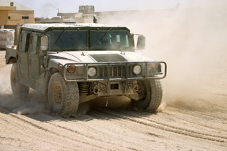 Military cable assembly applications – Military vehicles